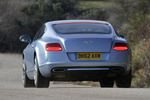 Bentley Continental GT Speed 625 CV Speed 625 CV Coup&eacute; Exterior Posterior-Lateral 2 puertas