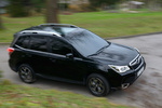 Subaru Forester 2.0 XT 240 CV Executive Plus Todo terreno Crystal Black Silica  Exterior Lateral-Frontal-Cenital 5 puertas
