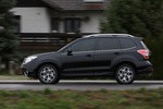 Subaru Forester 2.0 XT 240 CV Executive Plus Todo terreno Crystal Black Silica  Exterior Lateral 5 puertas