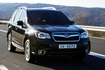 Subaru Forester 2.0 XT 240 CV Executive Plus Todo terreno Crystal Black Silica  Exterior Lateral-Frontal 5 puertas