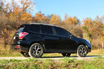 Subaru Forester 2.0 XT 240 CV Executive Plus Todo terreno Crystal Black Silica  Exterior Posterior-Lateral 5 puertas