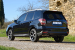Subaru Forester 2.0 XT 240 CV Executive Plus Todo terreno Crystal Black Silica  Exterior Lateral-Posterior 5 puertas