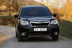 Subaru Forester 2.0 XT 240 CV Executive Plus Todo terreno Crystal Black Silica  Exterior Frontal 5 puertas