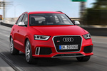 Audi Q3 RS RS Todo terreno Rojo Misano Efecto Perla Exterior Frontal-Lateral 5 puertas