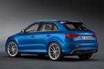 Audi Q3 RS RS Todo terreno Azul Sepang efecto perla Exterior Lateral-Posterior 5 puertas