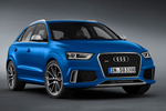 Audi Q3 RS RS Todo terreno Azul Sepang efecto perla Exterior Lateral-Frontal 5 puertas
