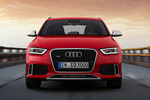 Audi Q3 RS RS Todo terreno Rojo Misano Efecto Perla Exterior Frontal 5 puertas
