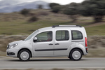 Mercedes-Benz Citan 109 CDI Combi 90 CV BlueEFFICIENCY. Gama Citan Veh&iacute;culo comercial Plata Brillante Metalizado Exterior Lateral 5 puertas