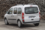 Mercedes-Benz Citan 109 CDI Combi 90 CV BlueEFFICIENCY. Gama Citan Veh&iacute;culo comercial Plata Brillante Metalizado Exterior Lateral-Posterior 5 puertas
