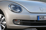 Volkswagen Beetle Gama Beetle Design Descapotable Plata Roca Lunar metalizado Exterior Faro 2 puertas