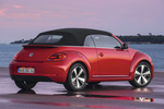Volkswagen Beetle Gama Beetle Sport Descapotable Rojo Tornado Exterior Posterior-Lateral 2 puertas