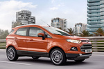 Ford EcoSport Gama EcoSport Gama EcoSport Todo terreno Exterior Lateral-Frontal 5 puertas