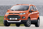 Ford EcoSport Gama EcoSport Gama EcoSport Todo terreno Exterior Frontal-Lateral 5 puertas