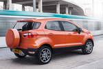 Ford EcoSport Gama EcoSport Gama EcoSport Todo terreno Exterior Posterior-Lateral 5 puertas