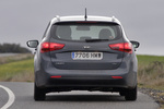 KIA cee&#039;d 1.6 CRDi VGT 110 CV Concept Turismo familiar Dark gun metal Exterior Posterior 5 puertas