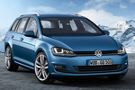 Volkswagen Golf Gama Variant Gama Variant Turismo familiar Exterior Frontal-Lateral 5 puertas