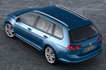 Volkswagen Golf Gama Variant Gama Variant Turismo familiar Exterior Frontal-Lateral-Cenital 5 puertas