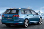 Volkswagen Golf Gama Variant Gama Variant Turismo familiar Exterior Posterior-Lateral 5 puertas