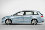 Volkswagen Golf Gama Variant Bluemotion Gama Variant Turismo familiar Exterior Lateral 5 puertas