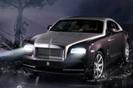 Rolls-Royce Wraith Gama Wraith Gama Wraith Coup&eacute; Exterior Frontal-Lateral 3 puertas