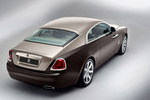 Rolls-Royce Wraith Gama Wraith Gama Wraith Coup&eacute; Exterior Posterior-Lateral-Cenital 3 puertas