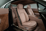Rolls-Royce Wraith Gama Wraith Gama Wraith Coup&eacute; Interior Asientos 3 puertas