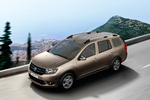 Dacia Logan Break Gama Logan Break Gama Logan Break Turismo familiar Exterior Cenital-Frontal-Lateral 5 puertas
