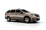 Dacia Logan Break Gama Logan Break Gama Logan Break Turismo familiar Exterior Lateral-Frontal 5 puertas