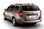 Dacia Logan Break Gama Logan Break Gama Logan Break Turismo familiar Exterior Posterior-Lateral 5 puertas