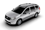 Dacia Logan Break Gama Logan Break Gama Logan Break Turismo familiar Exterior Cenital-Lateral-Frontal 5 puertas