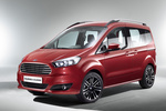 Ford Tourneo Courier Gama Tourneo Courier Gama Tourneo Courier Veh&iacute;culo comercial Exterior Frontal-Lateral 5 puertas