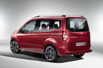 Ford Tourneo Courier Gama Tourneo Courier Gama Tourneo Courier Veh&iacute;culo comercial Exterior Posterior-Lateral 5 puertas