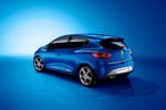 Renault Clio GT 120 EDC (120 CV) GT Turismo Azul Malta Exterior Posterior-Lateral 5 puertas