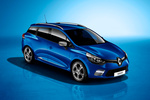Renault Clio GT 120 EDC (120 CV) GT Turismo familiar Azul Malta Exterior Frontal-Lateral 5 puertas