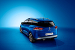 Renault Clio GT 120 EDC (120 CV) GT Turismo familiar Azul Malta Exterior Posterior-Lateral 5 puertas