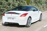 Peugeot RCZ Gama RCZ Gama RCZ Coup&eacute; Al Blanco Opale Exterior Posterior-Lateral 2 puertas