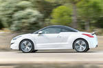 Peugeot RCZ Gama RCZ Gama RCZ Coup&eacute; Al Blanco Opale Exterior Lateral 2 puertas