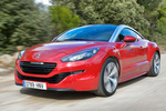 Peugeot RCZ Gama RCZ Gama RCZ Coup&eacute; Rojo Erythree Exterior Frontal-Lateral 2 puertas