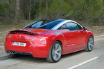 Peugeot RCZ Gama RCZ Gama RCZ Coup&eacute; Rojo Erythree Exterior Posterior-Lateral 2 puertas