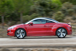 Peugeot RCZ Gama RCZ Gama RCZ Coup&eacute; Rojo Erythree Exterior Lateral 2 puertas