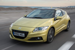 Honda CR-Z  1.5 i-VTEC IMA 137 CV Gama CR-Z Coupé Energetic Yellow Metallic Exterior Frontal-Lateral 3 puertas