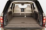 Land Rover Range Rover 4.4 SDV8 340 CV VOGUE Todo terreno Interior Maletero 5 puertas