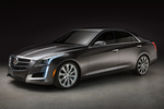 Cadillac CTS Gama CTS Gama CTS Turismo Exterior Frontal-Lateral 5 puertas