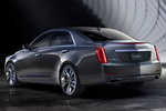 Cadillac CTS Gama CTS Gama CTS Turismo Exterior Lateral-Posterior 5 puertas