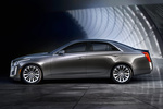 Cadillac CTS Gama CTS Gama CTS Turismo Exterior Lateral 5 puertas