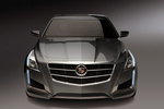 Cadillac CTS Gama CTS Gama CTS Turismo Exterior Frontal 5 puertas