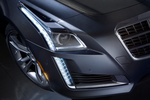 Cadillac CTS Gama CTS Gama CTS Turismo Exterior Faro 5 puertas