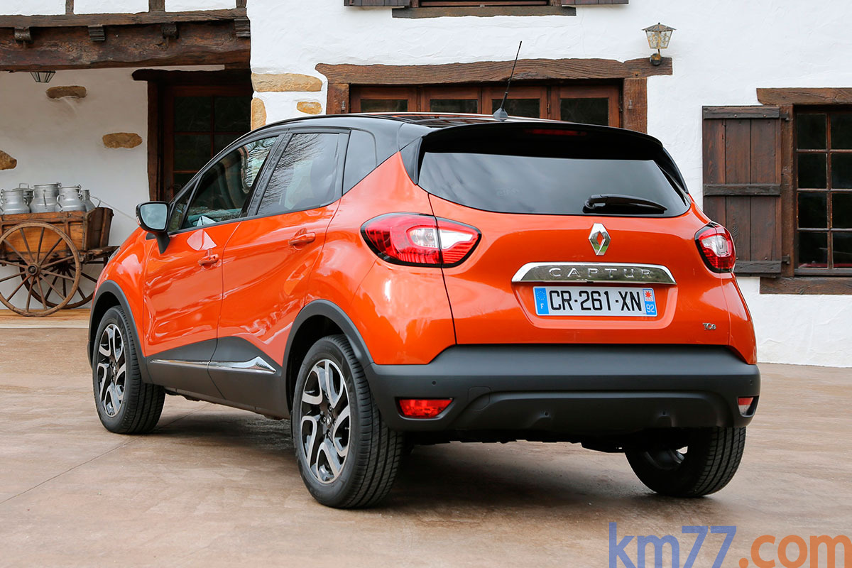 new photos of pacific blue captur and arizona orange captur renault captur forum. Black Bedroom Furniture Sets. Home Design Ideas