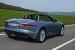 Jaguar F-Type V6 3.0 340 CV V6 Descapotable Satellite Grey Exterior Posterior-Lateral 2 puertas