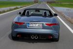 Jaguar F-Type V6 3.0 340 CV V6 Descapotable Satellite Grey Exterior Posterior 2 puertas